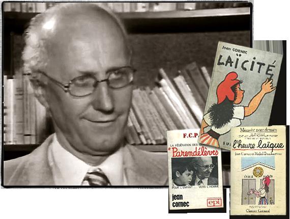 Jean Cornec et ses ouvrages