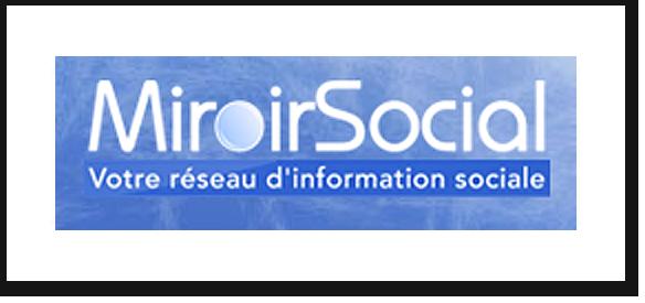Logo Miroir Social