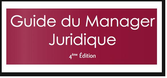 Logo le Guide du Manager Juridique